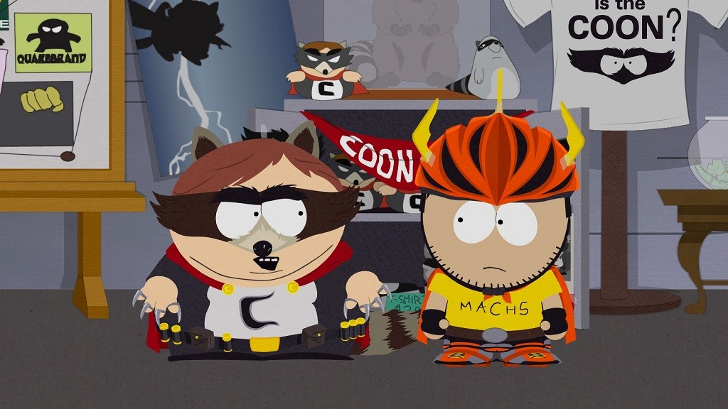 South Park: Die Rektakuläre Zerreissprobe