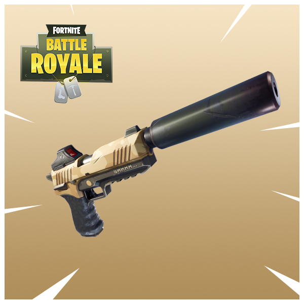 Fortnite Pistolen Update