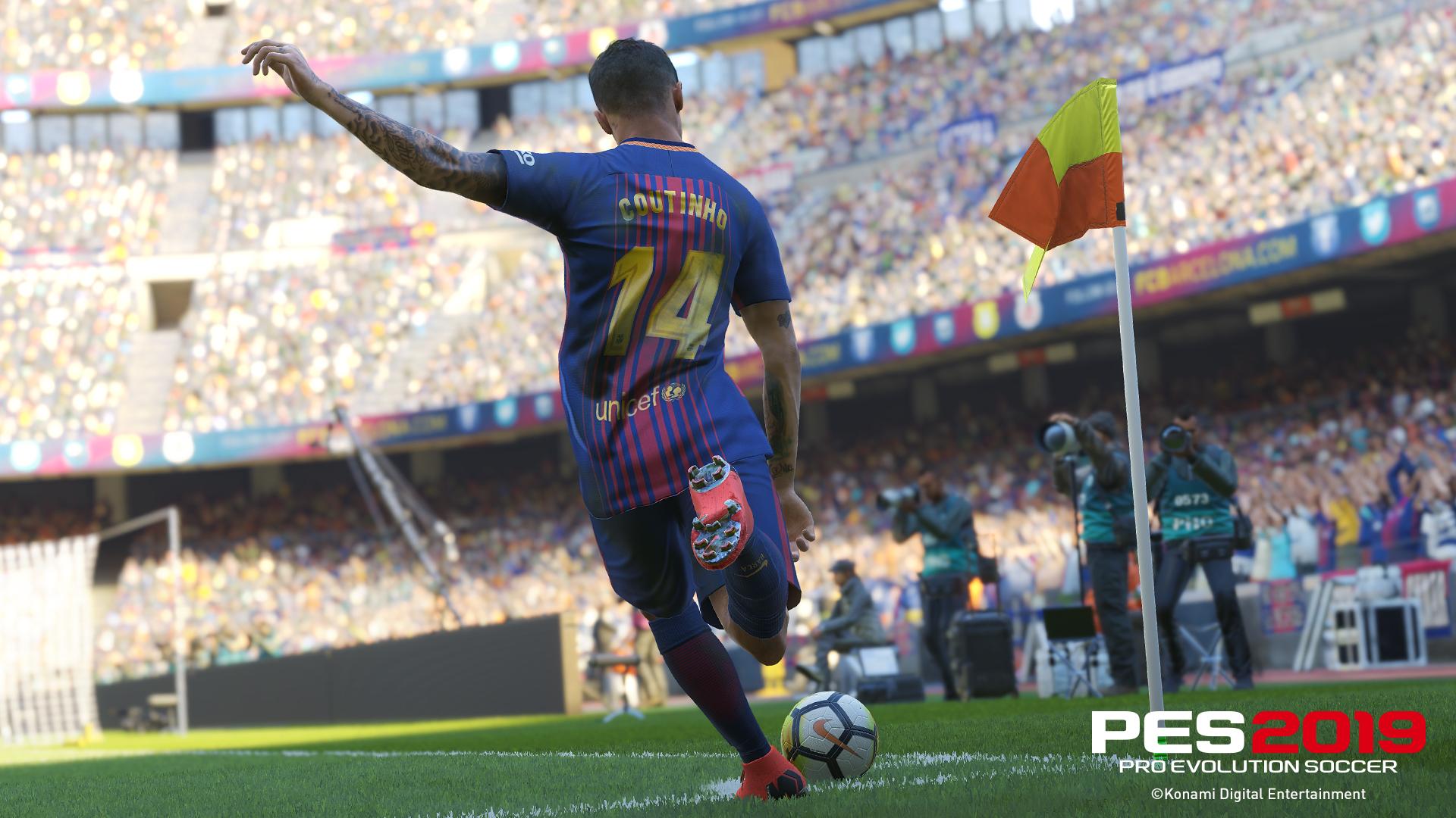 PES 2019 im Test  Pro Evolution Soccer 2019 Review auf PS4 und Xbox 6c1270e134577