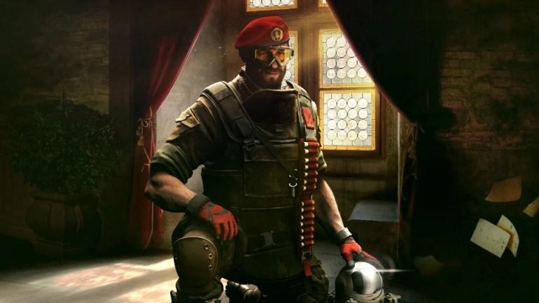 Rainbow Six Siege Maestro