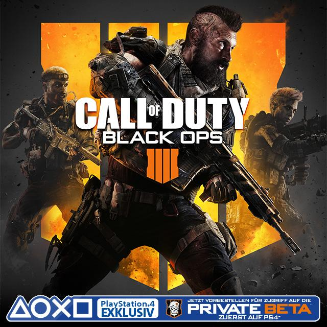 Call of Duty: Black Ops 4 Beta