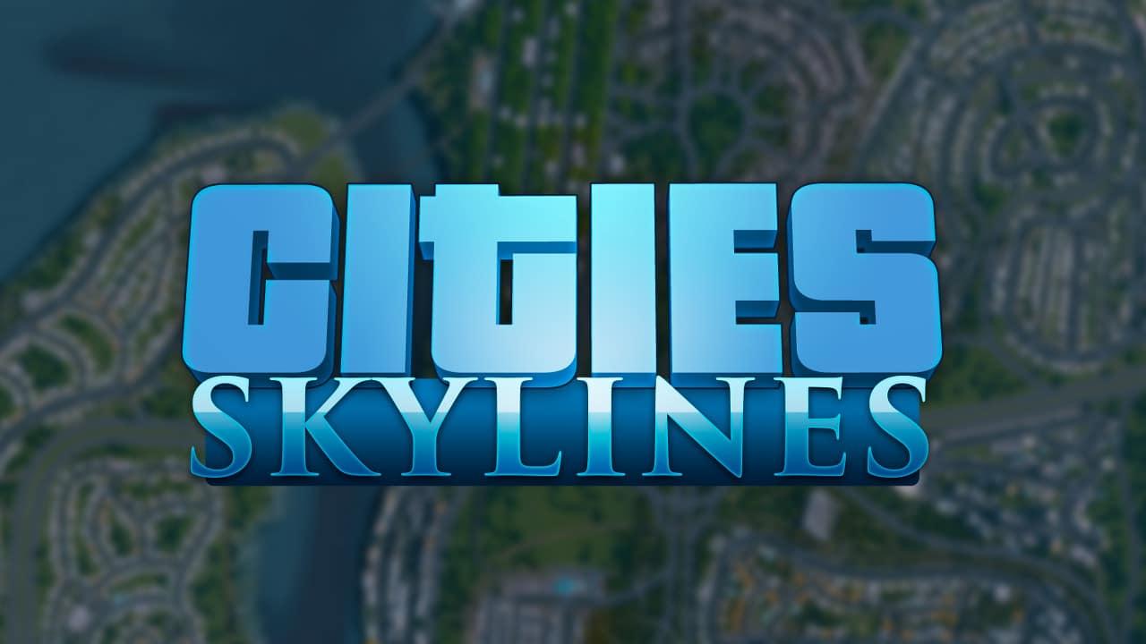 Cities Skylines Nintendo Switch Edition