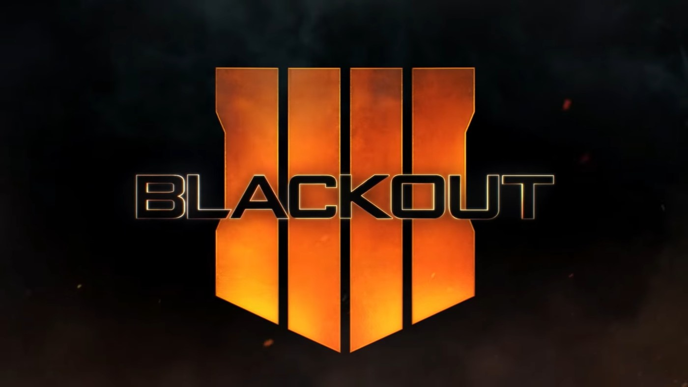 Call of Duty Blac Ops 4 Blackout