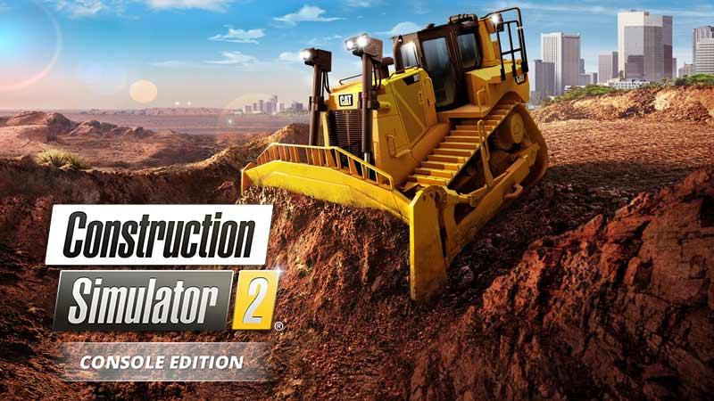 Bau Simulator 2 Console Edition