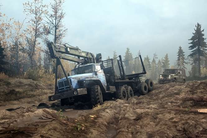 Spintires: MudRunner – American Wilds Edition