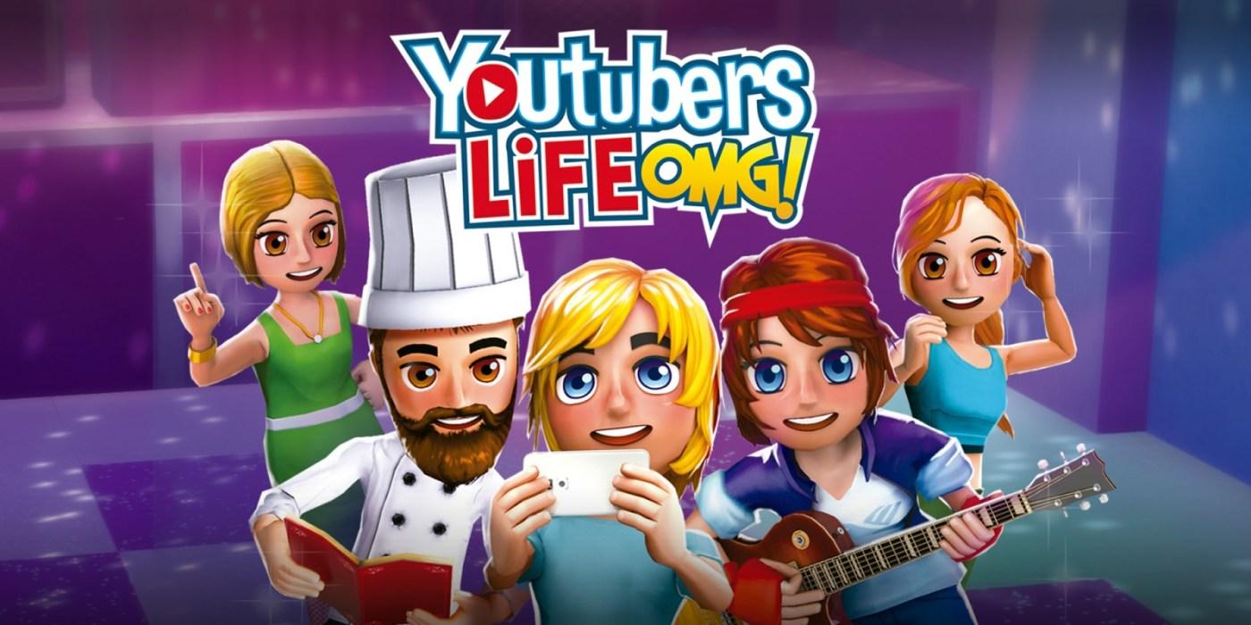 Youtubers Life OMG