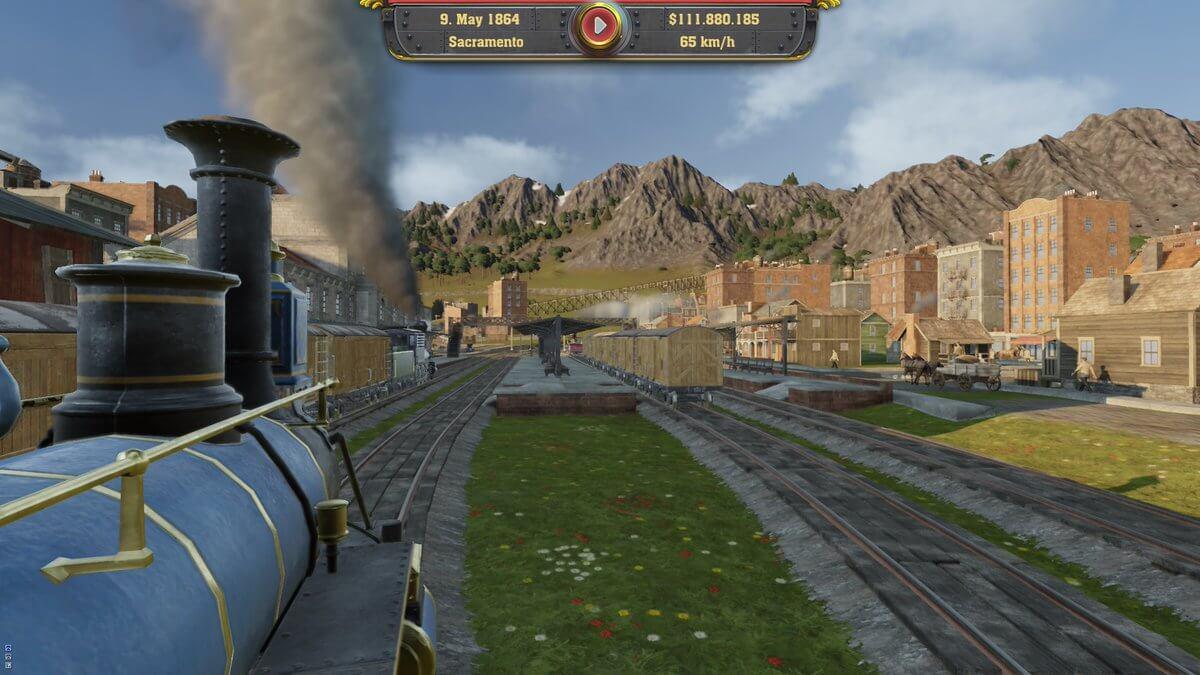 Railway Empire und Addons im Test > Wir verstehen nicht nur