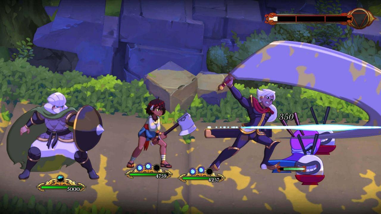 Das Indie-RPG Indivisible erscheint im Oktober