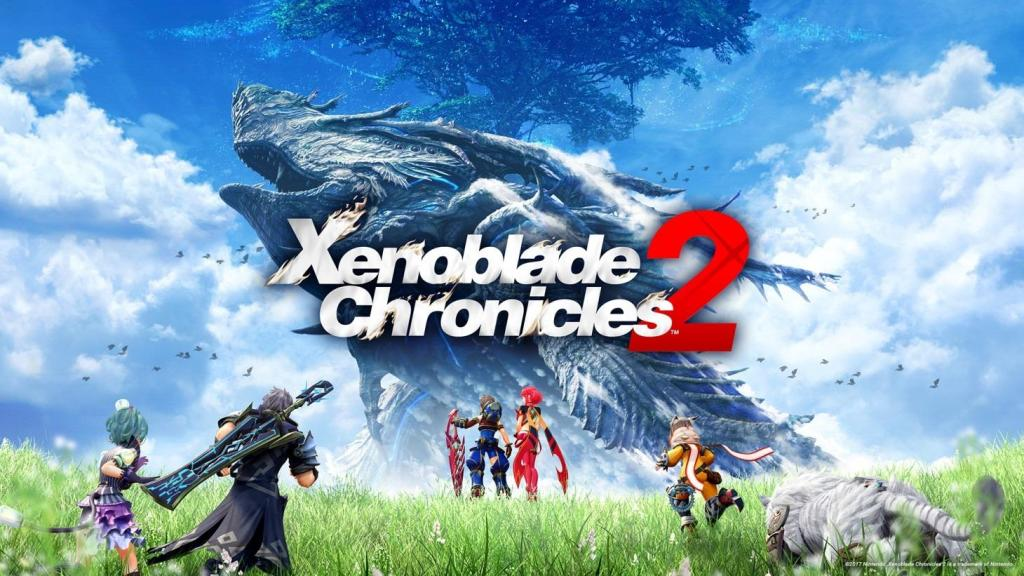 Top 10 Best Nintendo Switch Games, Xenoblade Chronicles 2