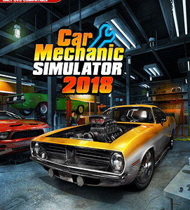 Car Mechanic Simulator 2018 (3DVD) - PC-0