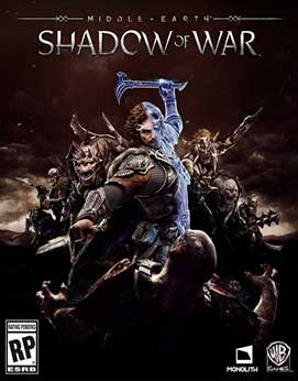 Middle-Earth: Shadow of War (25DVD) - PC-0