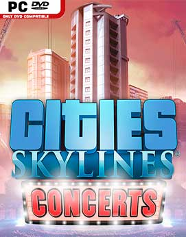 Cities: Skylines-Concerts (2DVD) - PC-0