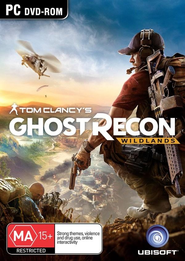 Tom Clancy's Ghost Recon: Wildlands (15DVD) - PC-0