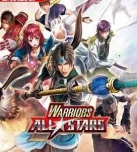 Warriors All - Stars (5DVD) - PC-0