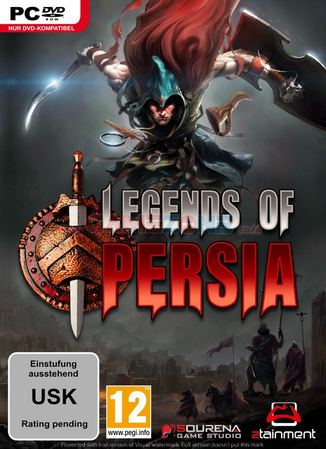 Legends of Persia (DVD) - PC-0