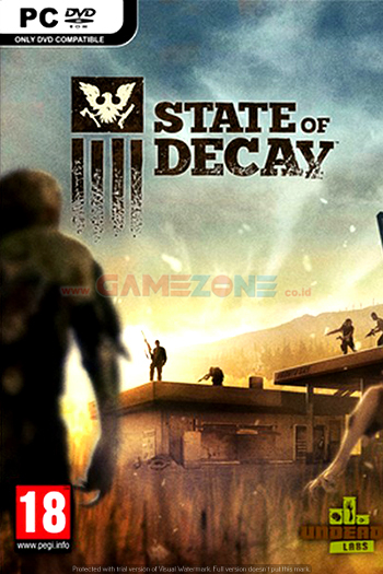 State of Decay: Lifeline (DVD) - PC-0
