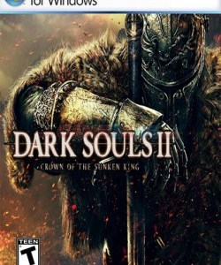 Dark Souls II: Crown of the Sunken King (4DVD) - PC-0