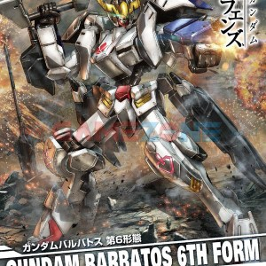 Gundam Barbatos 6th Form (MG) - Bandai-0