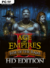 Age of Empires II HD: Rise of the Rajas ( DVD) - PC-0