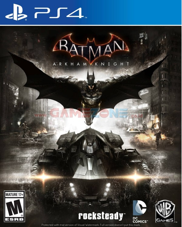 Batman: Arkham Knight - Reg2 - PS4-0