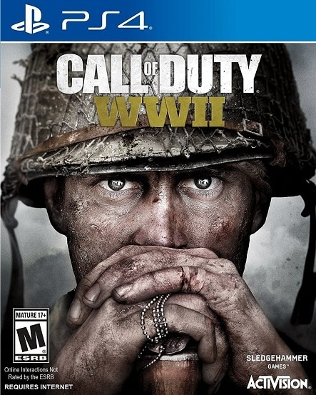 Call of Duty: WWII - Reg3 - PS4-0