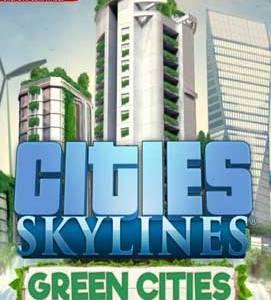 Cities: Skylines-Green Cities (DVD) - PC-0
