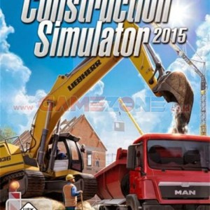 Construction Simulator 2015 (DVD) - PC-0