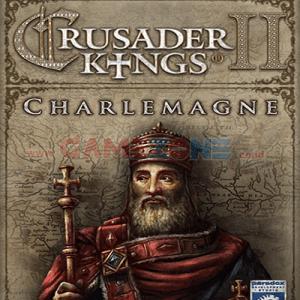 Crusader Kings II: Charlemagne (DVD) - PC-0