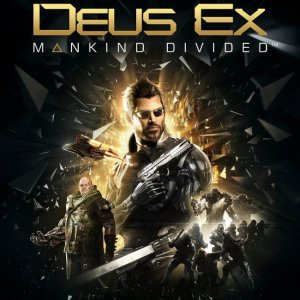 Deus Ex: Mankind Divided (13DVD) - PC-0