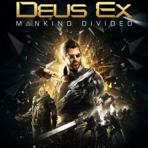 Deus Ex: Mankind Divided (13DVD) - PC-0
