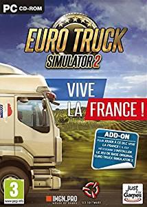 Euro Truck Simulator 2: Vive La France (2DVD) - PC-0