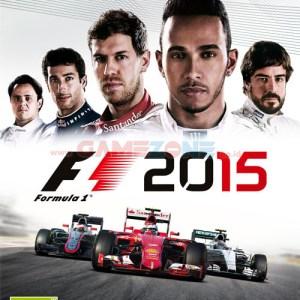 F1 2015 (4DVD) - PC-0