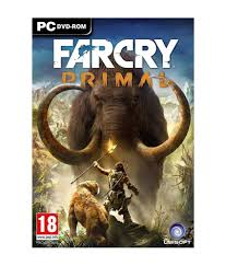 Far Cry Primal (5DVD) - PC-0