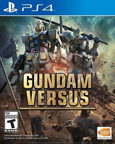 Gundam Versus - Reg3 - PS4-0