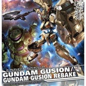 Gundam Gusion / Gundam Gusion Rebake-0