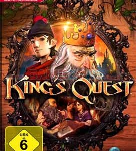 King's Quest Chapter 1: A Knight to Remember (DVD) - PC-0