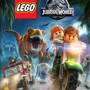 LEGO Jurassic World (4DVD) - PC-0