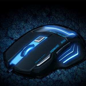 Mouse Gaming Aula Ghost Shark-0