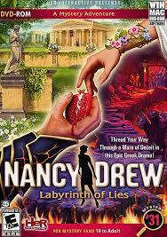 Nancy Drew: Labyrinth of Lies (DVD) - PC-0