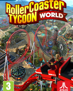 RollerCoaster Tycoon World (DVD) - PC-0