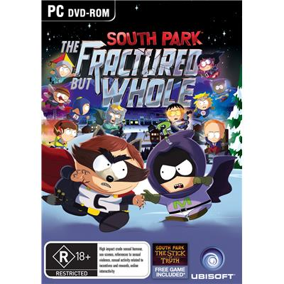 South Park: The Fractured But Whole (4DVD) - PC-0
