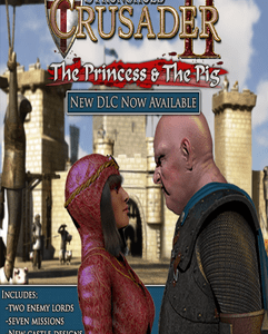Stronghold Crusader II: The Princess and The Pig (DVD) - PC-0