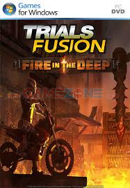 Trials Fusion Fire in the Deep (2DVD) - PC-0