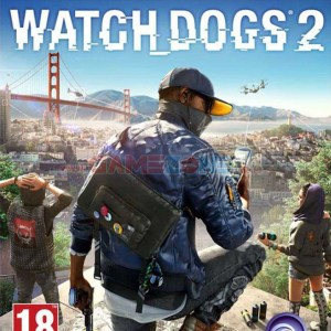 Watch Dogs 2 - Reg2 - PS4-0