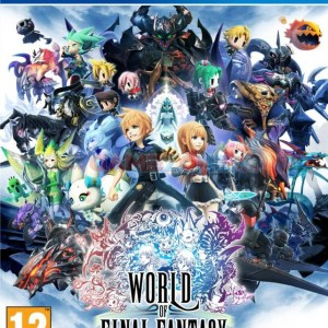 World of Final Fantasy - Reg2 - PS4-0