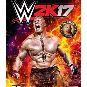 WWE 2K17 (12DVD) - PC-0