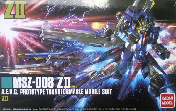 Gundam MSZ-008 ZII (HG) - Daban Model-0