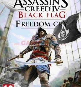 Assassin's Creed IV: Black Flag - Freedom Cry (DVD) - PC-0