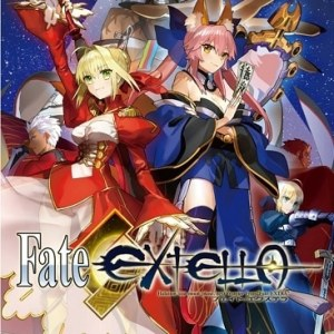 Fate/Extella: The Umbral Star - Reg3 - Switch-0