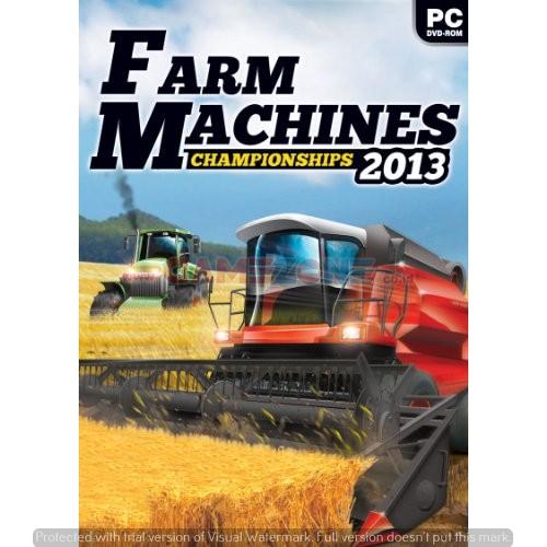 Farm Machines Championships 2013 (DVD) - PC-0